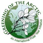 Greening of the Arctic logo