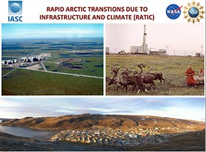 Rapid Arctic Transitions Related to infrastructure and Climate Change (RATIC) Workshop, Ottawa, ON Dec 2014