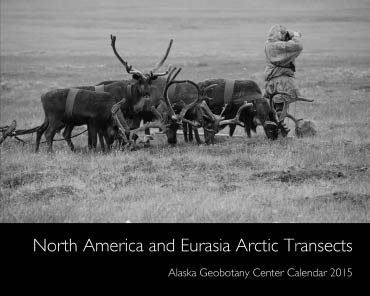 2015 Alaska Geobotany Center Calendar